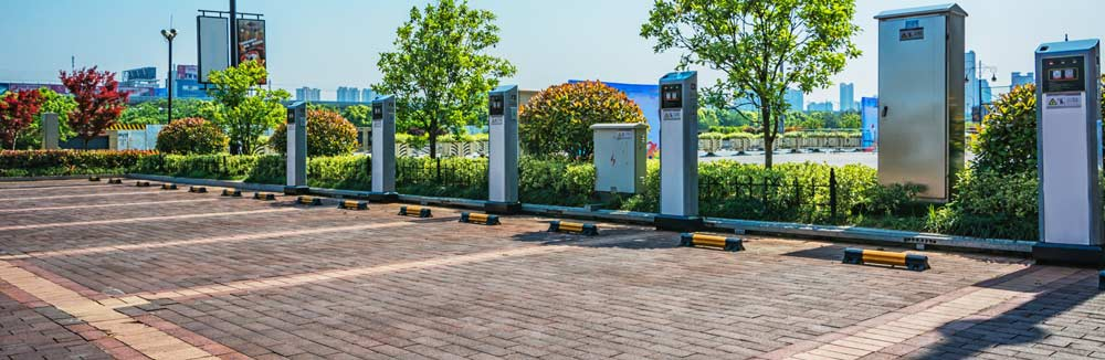 We install car charging points around Leeds for the public and for companies